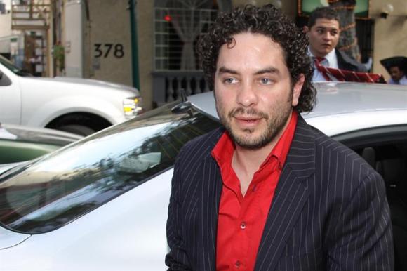 Jorgealberto Hank, excéntrico y polémico dueño del grupo que tiene a Dorados, el equipo de Maradona