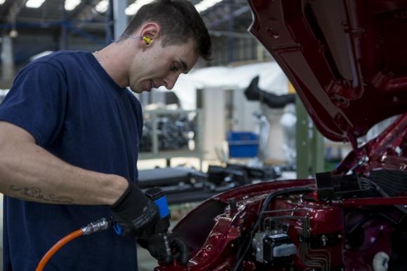 Industria: crece el sector automotriz a fuerza de exportaciones.