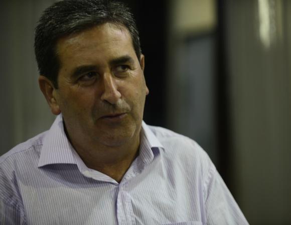 Luis Gama: ocupa el cargo de director desde el año 2012. Foto: Gerardo Pérez
