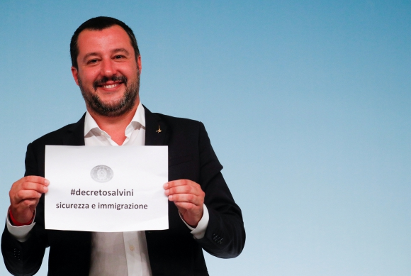 Italia aprob un decreto que endurece las medidas contra for Ultimas declaraciones del ministro del interior