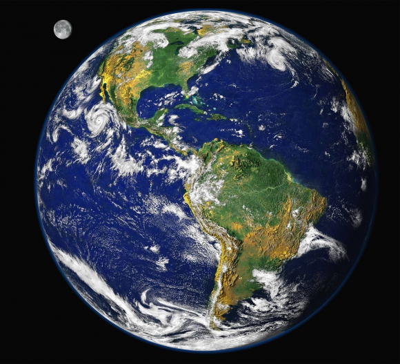 Planeta Tierra. Foto: Reuters