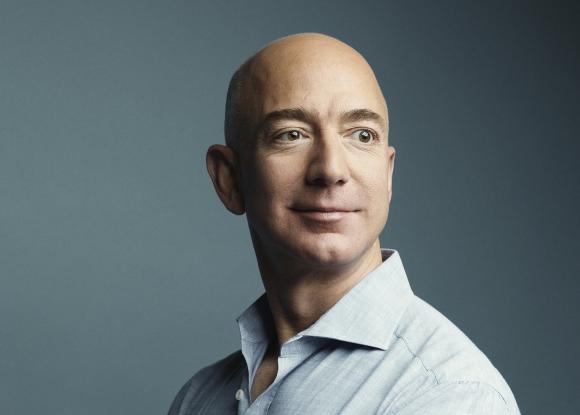 Jeff Bezos. El creador de Amazon es dueño de The Washington Post.