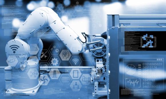 Conectados. Sensores y cámaras, con inteligencia artificial, mejoran procesos y la calidad de los productos.