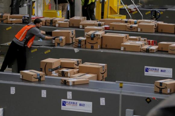Depósito de Amazon