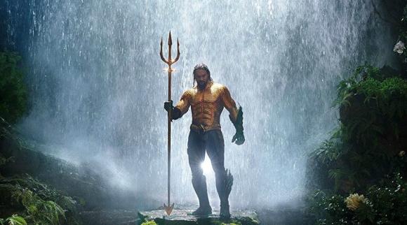Aquaman. Foto: Difusión