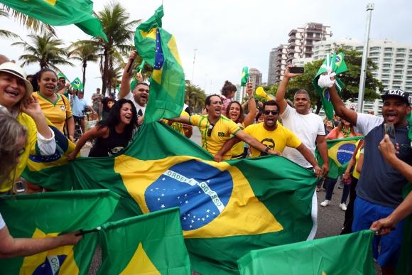 Resultado de imagen para elecciones en brasil