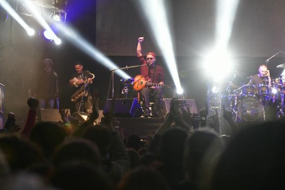 Cosquin Rock 2018. Foto: Fernando Ponzetto