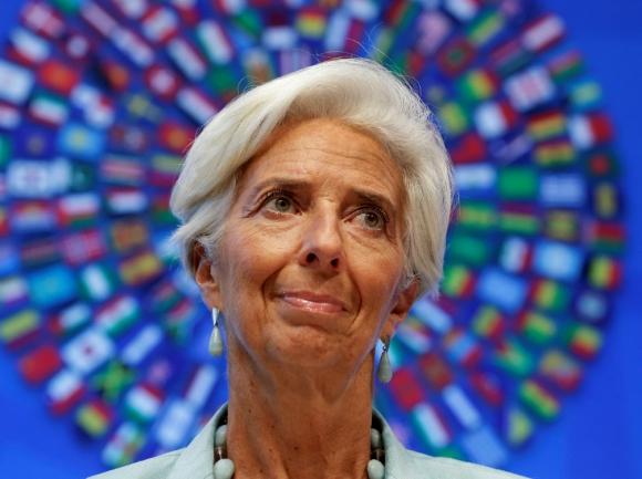 Christine Lagarde, directora gerente del Fondo Monetario Internacional (FMI). Foto: Reuters