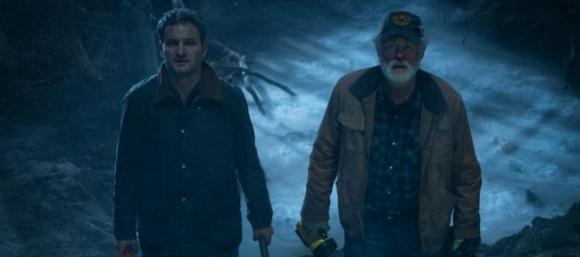 Jason Clarke y John Lithgow protagonizan Cementerio de animales, que se estrenará el año próximo. Foto: Difusión
