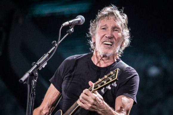 Roger Waters en San Pablo. Foto: Fábio Tito / O Globo, GDA