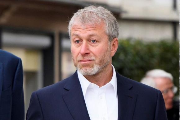El ruso Roman Abramovich, dueño del Chelsea. Foto: EFE