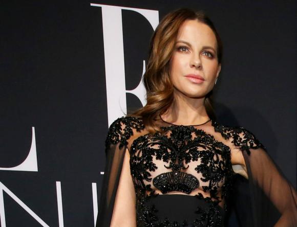 Al parecer a Kate Beckinsale la edad no le hace mella en su belleza