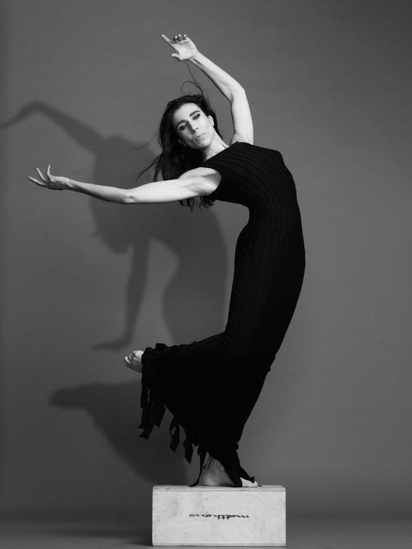 "Blanca Li afirma que ""Cada estreno es una aventura divertida"". Foto: Gentileza Blanca Li"