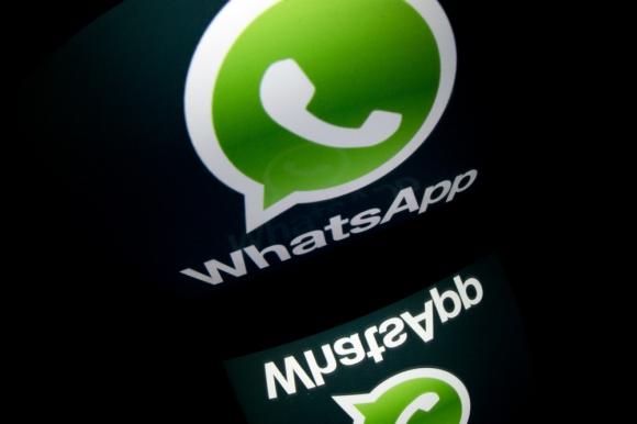 WhatsApp. Foto: AFP.