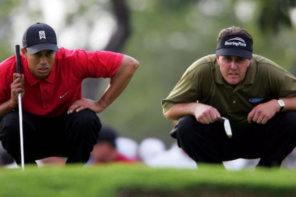 Woods vs. Mickelson