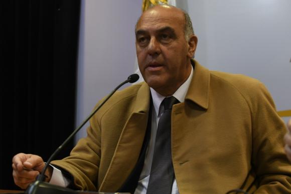 Gabriel Murara, presidente de la Cámara de Industrias. Foto: archivo El País.