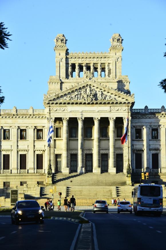 Partido políticos. La ley de financiamiento levanta discrepancias en los sectores de la oposición. Foto: Gerardo Pérez.