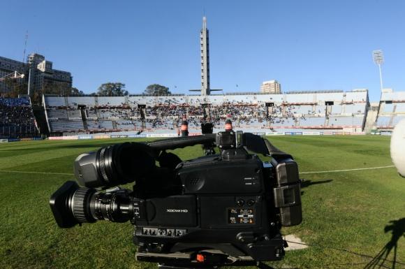TV Ciudad adquirió los derechos de televización de los partidos de Uruguay contra Francia y Brasil. Foto: Fernando Ponzetto.