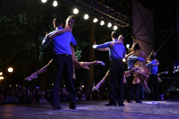 Montevideo Tango. Foto: Twitter @IMcultura
