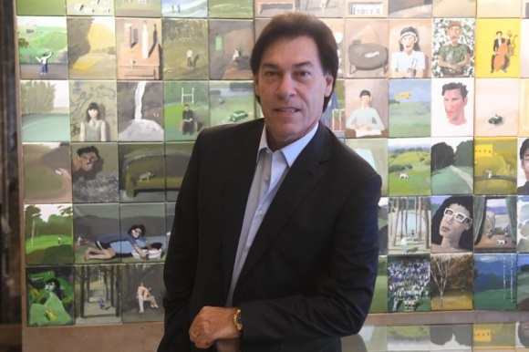 Edgardo De Fortuna. Presidente de Fortune International Group.