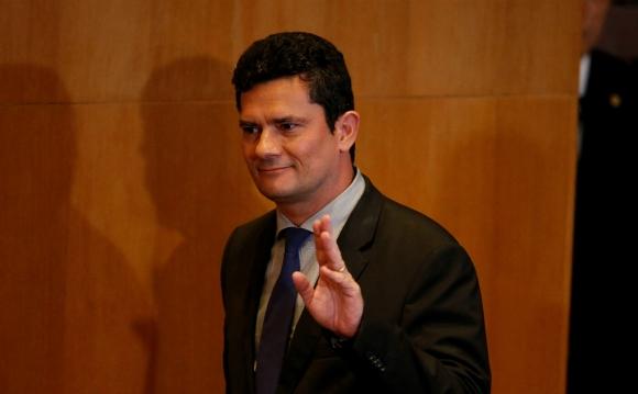 Moro ha sido, hasta ahora, la incorporación más polémica de Bolsonaro. Foto: EFE