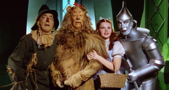 El Mago de Oz, un clásico cuyas reliquias irán a subasta. Foto: Archivo