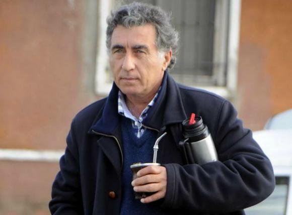 """Pérez: el diputado """"rebelde"""" sigue dejando en jaque al Frente. Foto: R. Figueredo"""