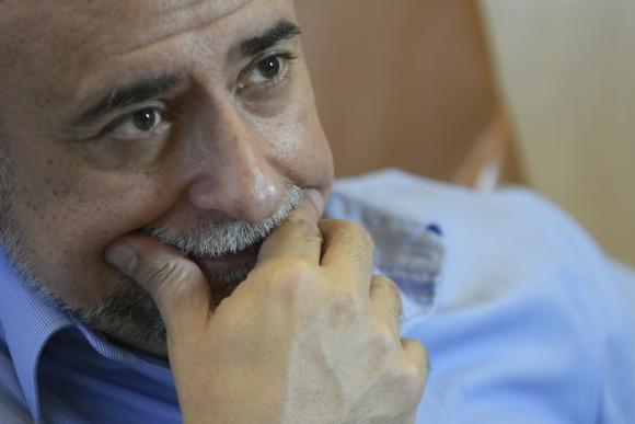 Pablo Mieres. Foto: Leonardo Mainé