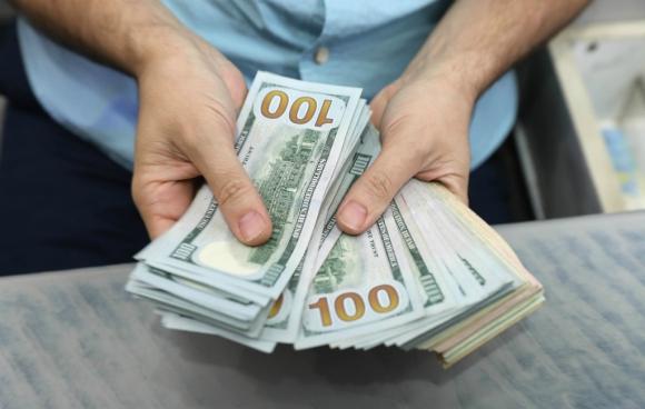 Los analistas prevén que el dólar en 2019 cierre a $ 35,20. Foto: AFP