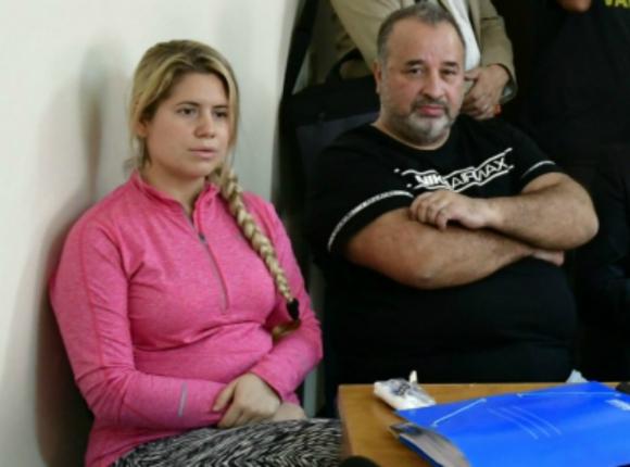 Marcelo Balcedo y Paola Fiege. Foto: Fernando Ponzetto
