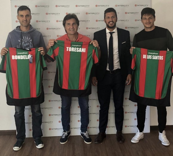 Julio César Toresani será el nuevo entrenador de Rampla Juniors. Foto: @RamplaJuniorsFC.