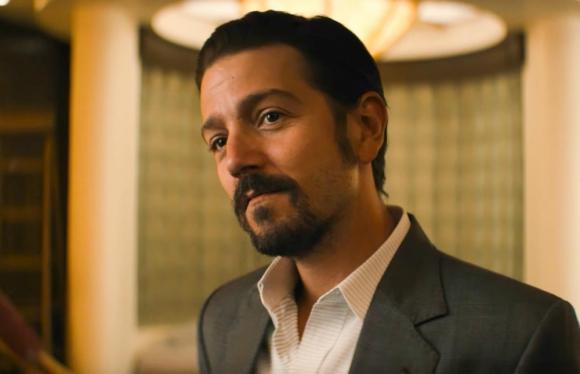 Diego Luna es Felix Gallardo en la cuarta temporada de Narcos, ahora ambientada en México. Foto: Difusión