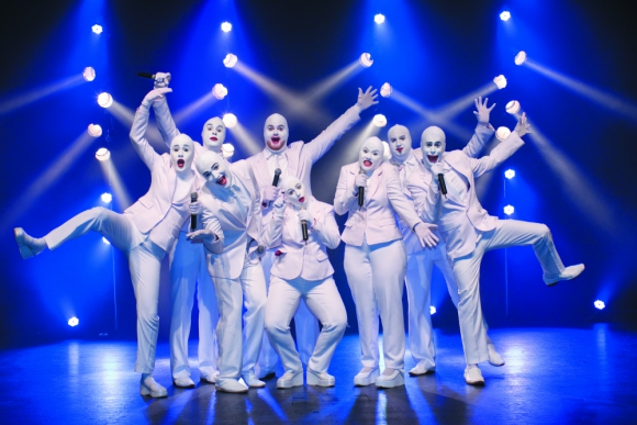 Los Voca People ya se presentaron en nuestro país en el Auditorio del Sodre y el Teatro Movie. Ahora es el turno de Landia. Foto: Difusión