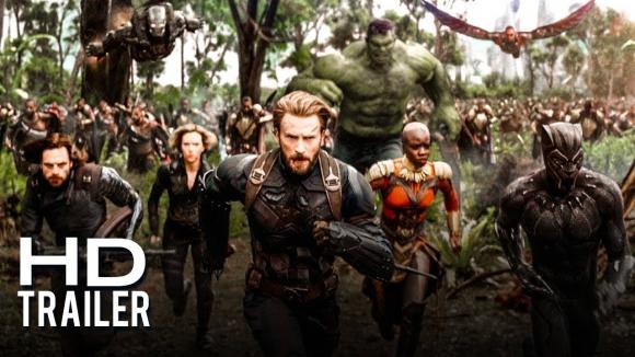 Tráiler de la película Avengers: Infinity War