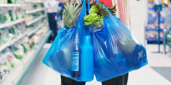 Uso de bolsas plásticas Foto: El País