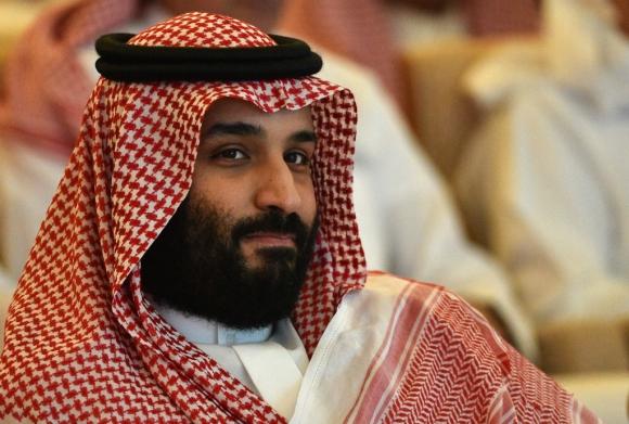 Mohammed bin Salmán es acusado por la CIA del asesinato del periodista. Foto: AFP