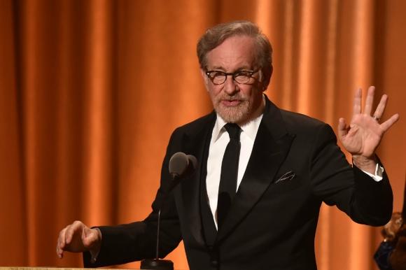 Steven Spielberg participó en la ceremonia de los Governors Awards