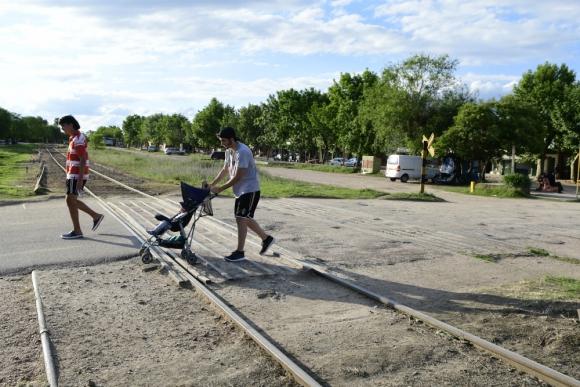 El proyecto ferroviario de la segunda planta de UPM en el país que unirá Montevideo  y Paso de los Toros genera polémica por su trazado. Foto: D. Borrelli