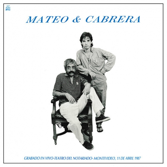 """""""Al mismo tiempo"""" - Fernando Cabrera y Eduardo Mateo"""