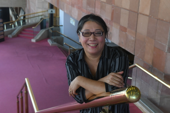 Eiko Senda compartirá escenario con su hija, la mezzosoprano Ana Pimentel. Foto: Francisco Flores