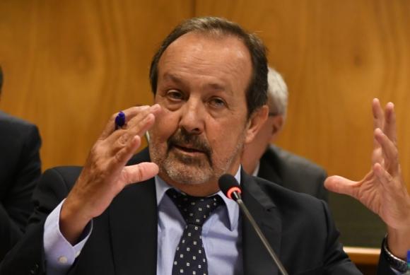 Espinosa: Senaclaft deberá ampliar elenco de inspectores, dijo. Foto: archivo El País