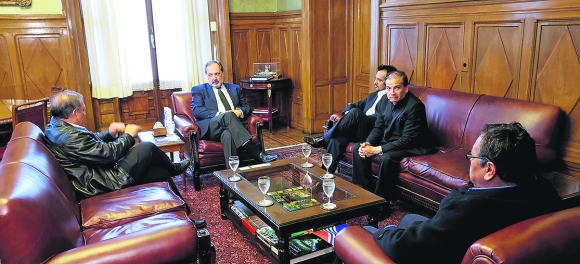 Foto: Prensa/Jorge Gandini
