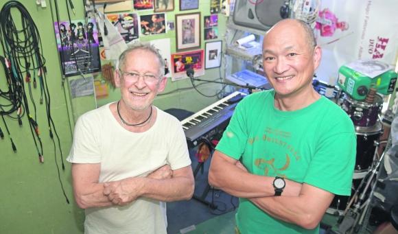 Hugo Fattoruso, Yahiro Tomohiro