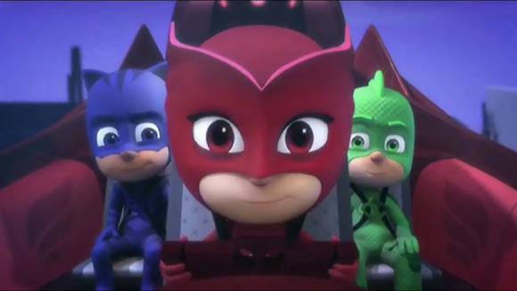 "Tráiler de ""PJ Masks - Heroes en Pijamas """