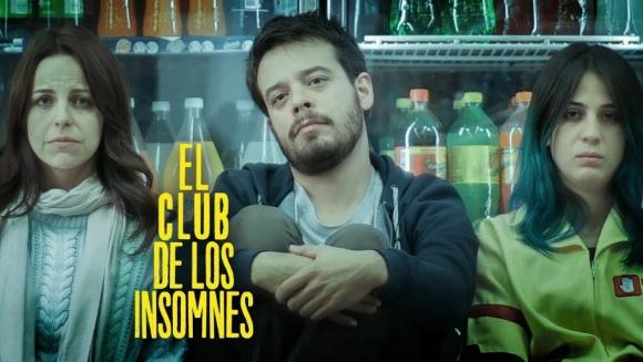 """Tráiler de """"El club de los insomnes"""""""