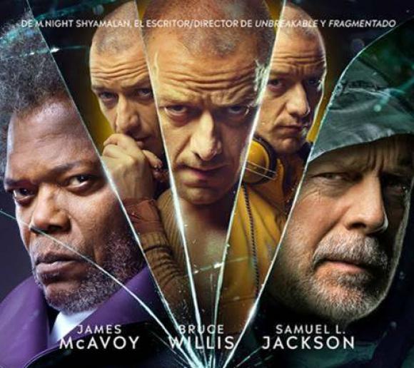 """Dumbo Trailer Y Fecha De Estreno: La Película """"Glass"""" Tiene Nuevo Poster Y Fecha De Estreno"""