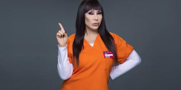 Moria Casán en Netflix