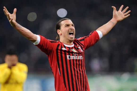 Zlatan Ibrahimovic regresará al Milan