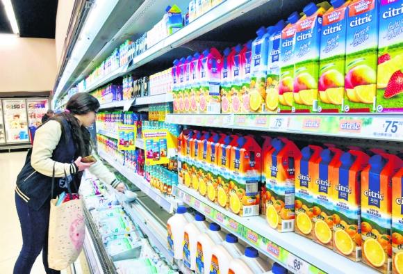 Inflación: precios registraron un leve aumento de 0,36%. Foto: Reuters
