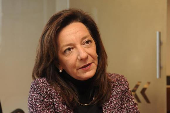 Patricia Lussich. La publicista se mostró optimista de que el momento que atraviesa la industria se revertirá «por el rol fundamental que juega la publicidad en la economía».